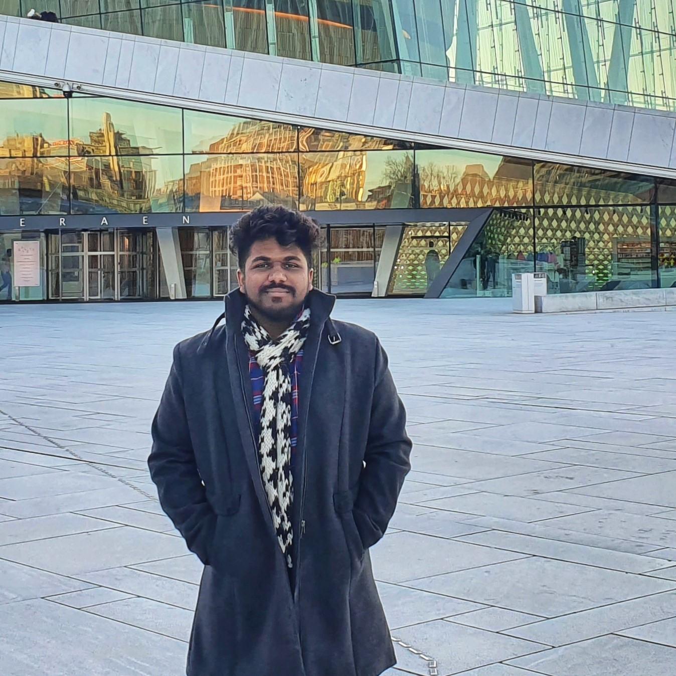Akash James (SPEAKER)