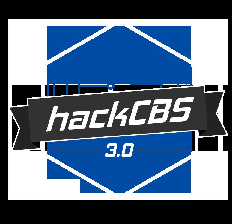 hackCBS 3.0